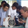 """Dr. James """"JD"""" Armstrong, the enthusiastic Maui TechnologyEducation and Outreach Specialist at the University of Hawaii'sInstitute for Astronomy (IfA) in Pukalani, is much admired in thecommunity. His work includes research ..."""