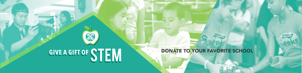 Give a Gift of STEM