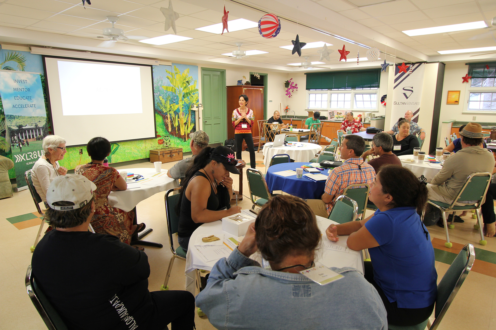 Maui Economic Development Board continues to help small businesses establish strong systems, processes, tools, and best practices to build a solid foundation for success. Pictured: MEDB's Entrepreneurs' Toolkit Bootcamp held on June 25 and 26.
