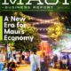 HawaiiBusiness.Com January 12, 2017 – The annual Maui Business Report shares insights into the progress of the island's business and economy. With the recent termination of sugar production, the community ...