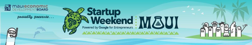 Startup Weekend Maui 2017