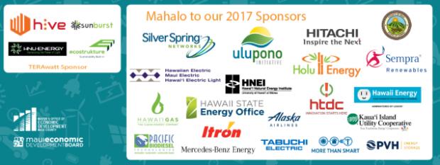 Maui Energy Conference sponsors