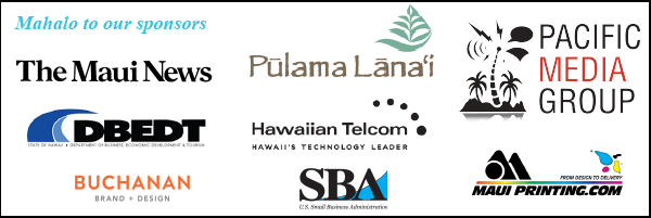 Hawaii Small Business Conference Sponsors