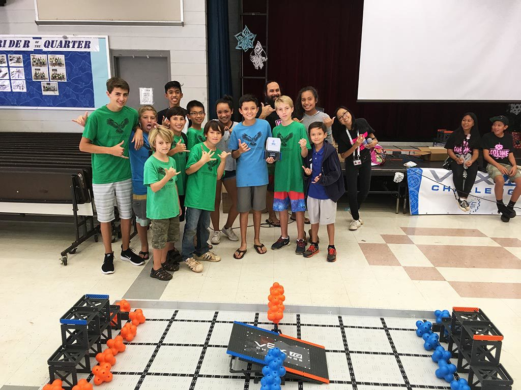 Maui Prep Robotics